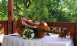 Zámecká svatba