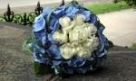 2. svatební kytice 1.800- 2.200,-Kč