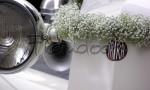 5. dekorace svatebního auta