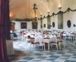 Oběd v Míčovně Pražského hradu